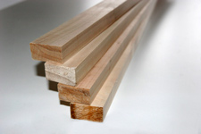 poplar timber for canvas frame